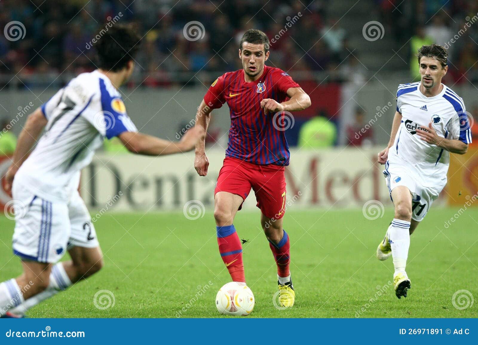 FC Steaua Bucharest - FC Copenhaga
