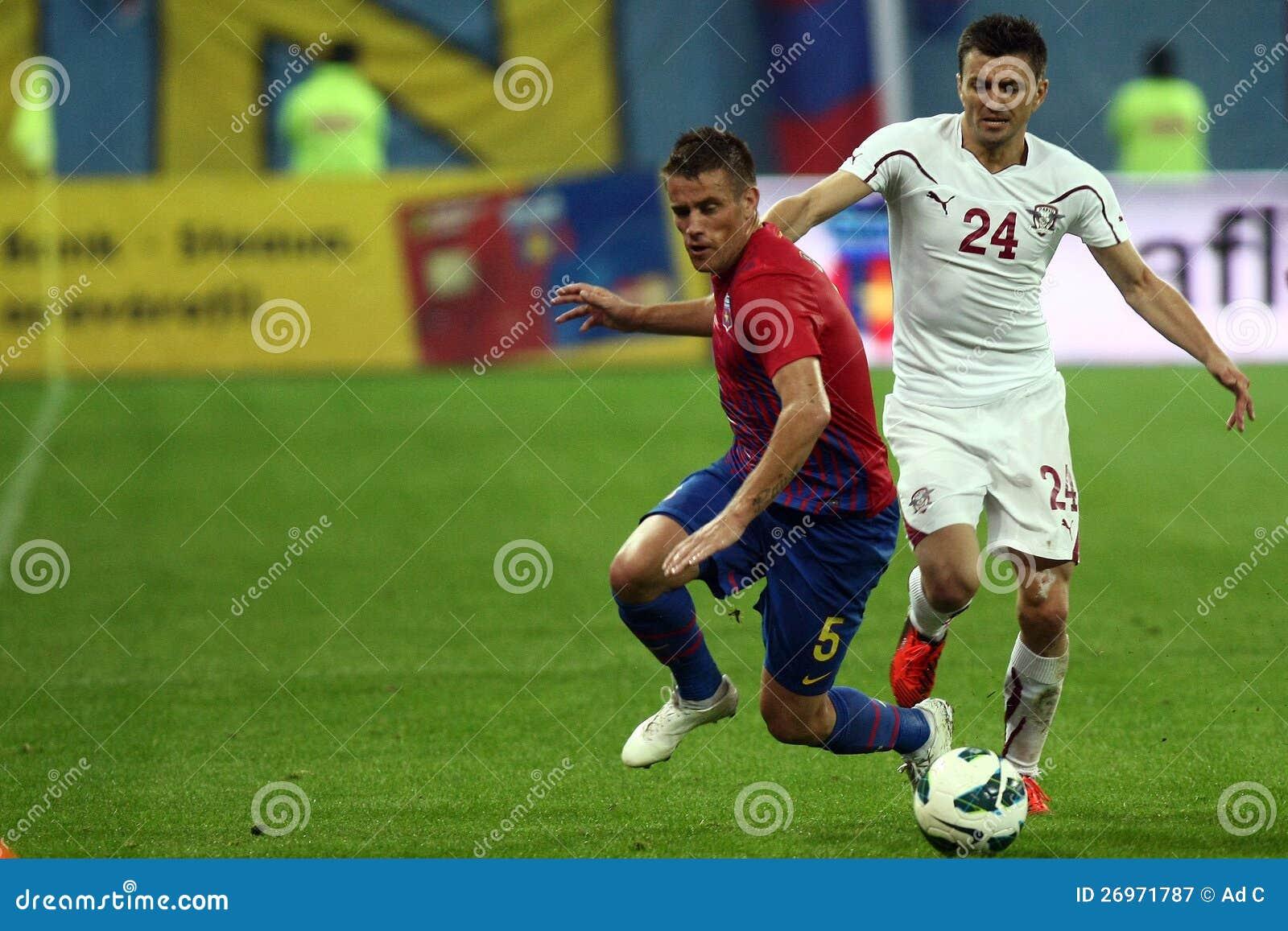 FC Steaua Bucharest - FC Rapid Bucharest