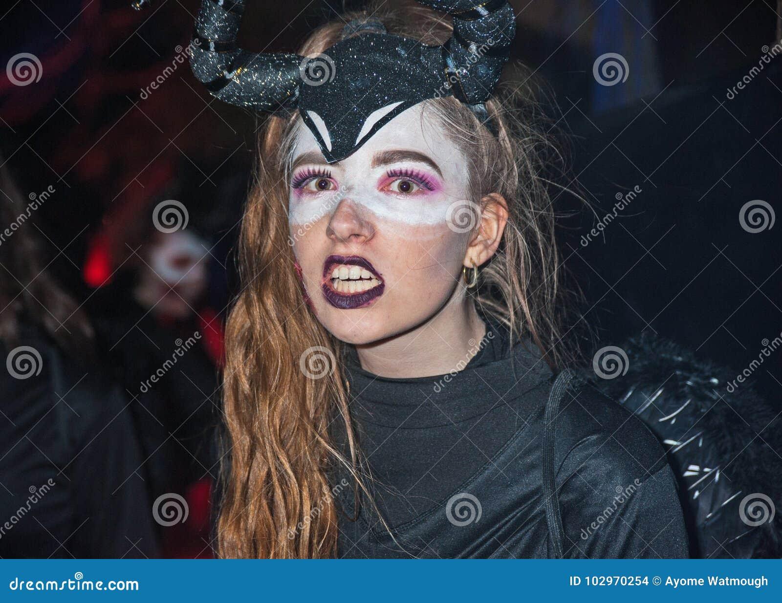 Fear at Halloween