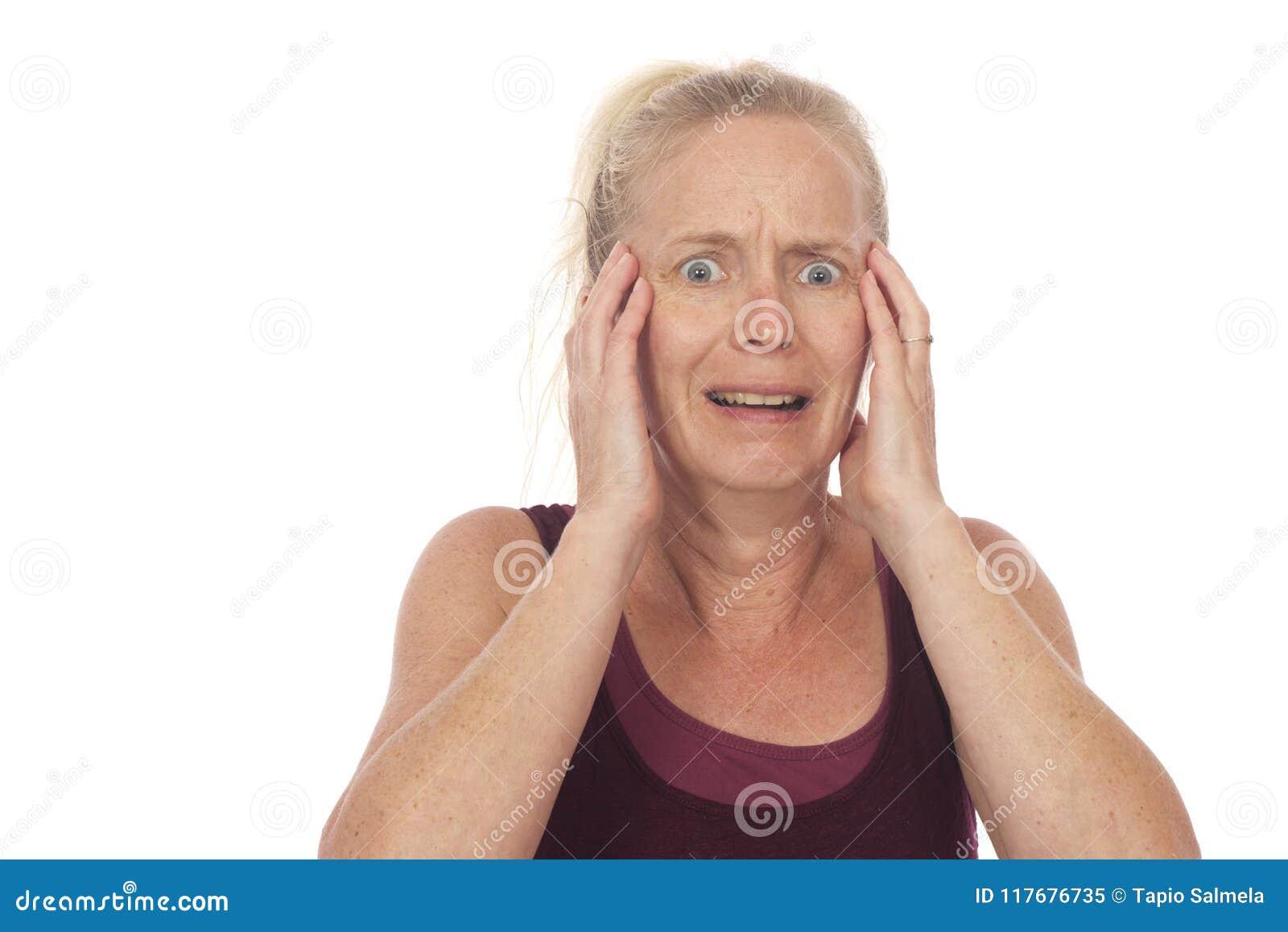 Bilder von ängstlichen Gesichtsausdrücken, Sexy molliges Bauernmädchen gefickt