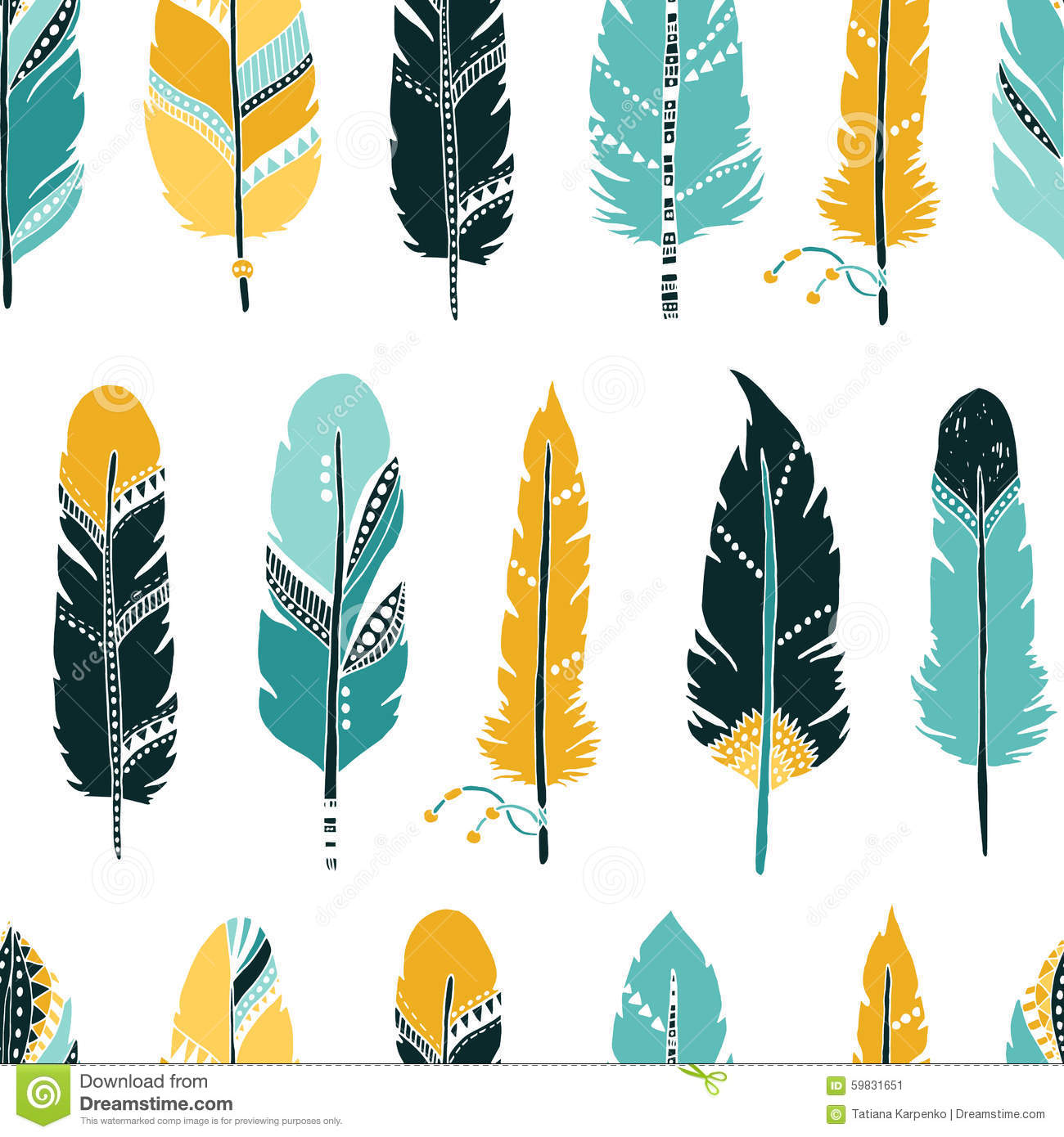 Feather background stock vector. Illustration of ancient ...