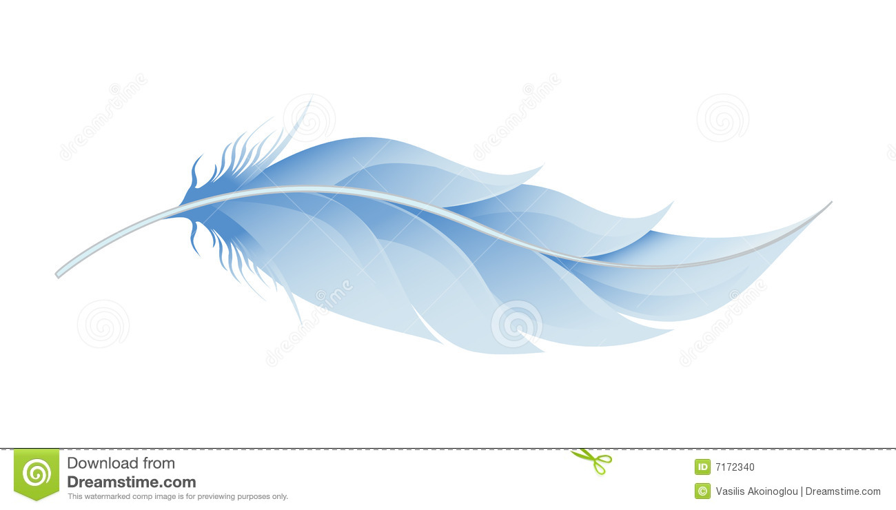 Feather Illustration Stock Photo - Image: 7172340