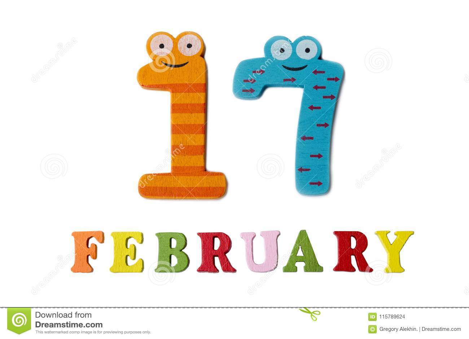 Fiori Bianchi E Gialli 11 Lettere.17 Febbraio Su Fondo Sui Numeri E Sulle Lettere Bianchi