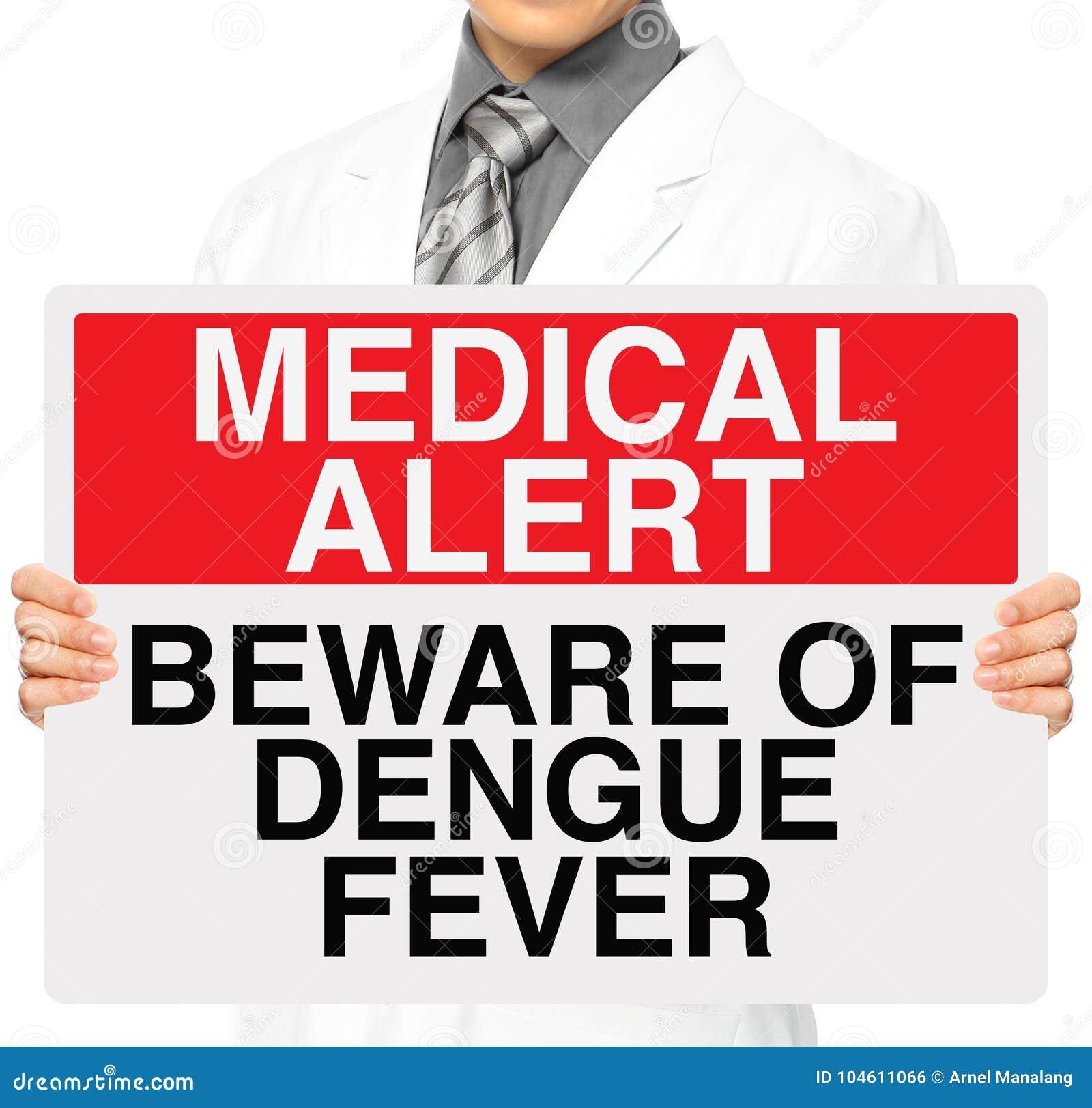 Febre de dengue