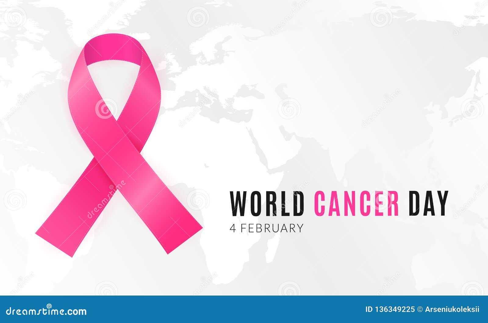 4 februari is werelddag wanneer alle mensen zich tegen kanker verenigen