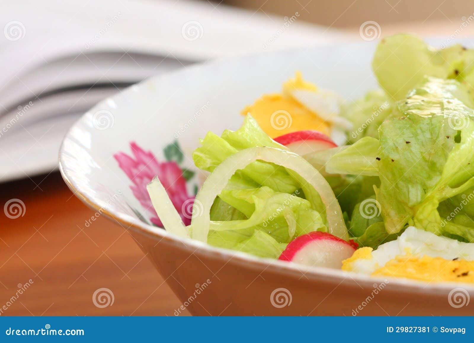 Bacia de salada