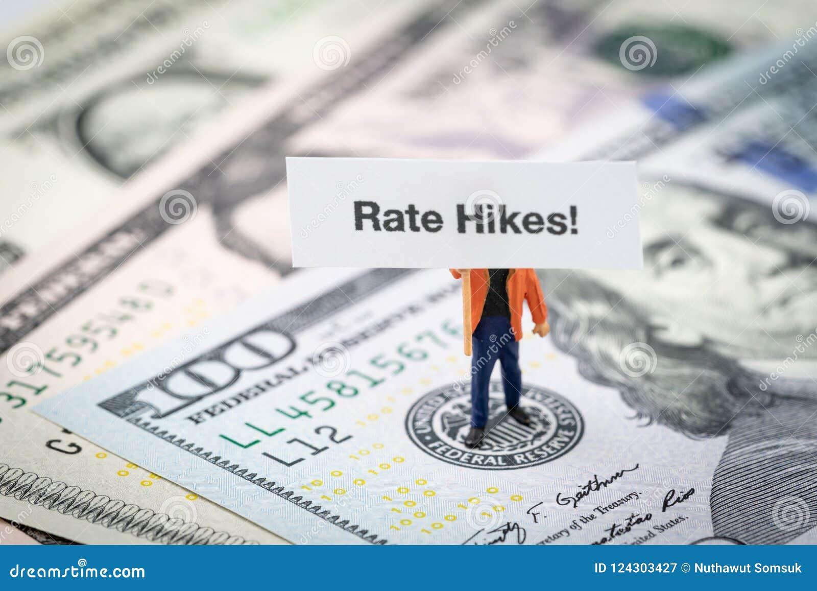 FED considèrent la hausse de taux d intérêt, les sciences économiques et l inflation c du monde
