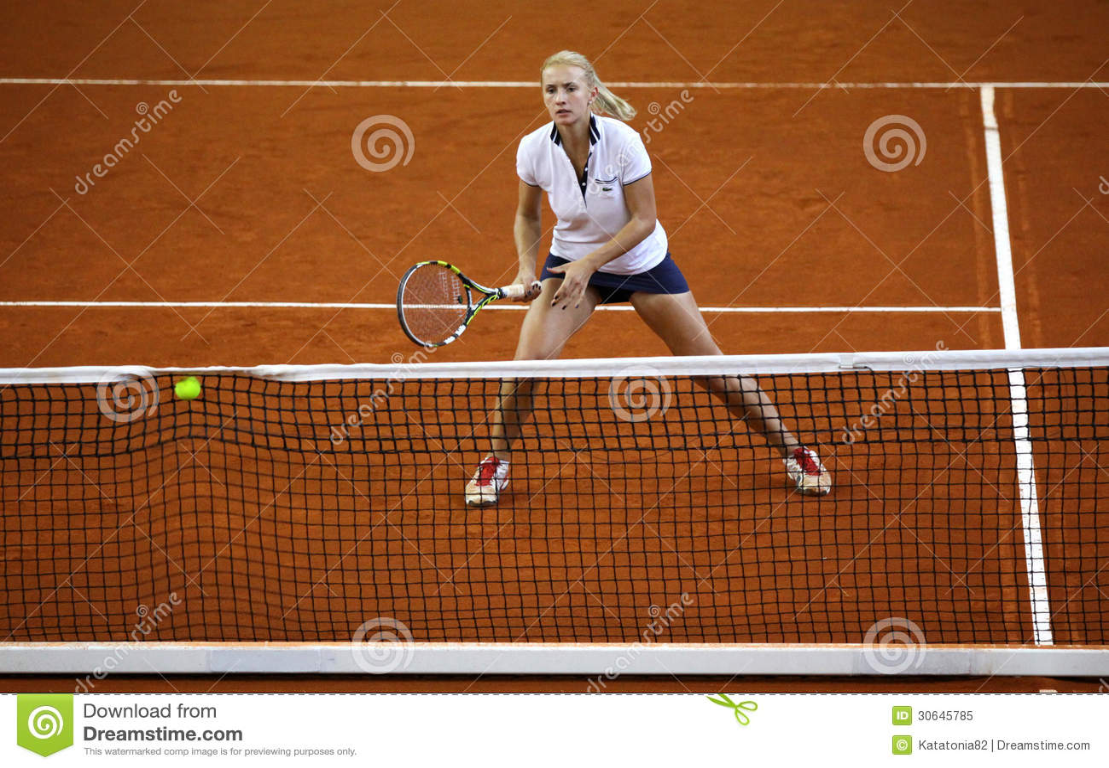 fedcup tennis game ukraine vs canada editorial image image 30645785. Black Bedroom Furniture Sets. Home Design Ideas
