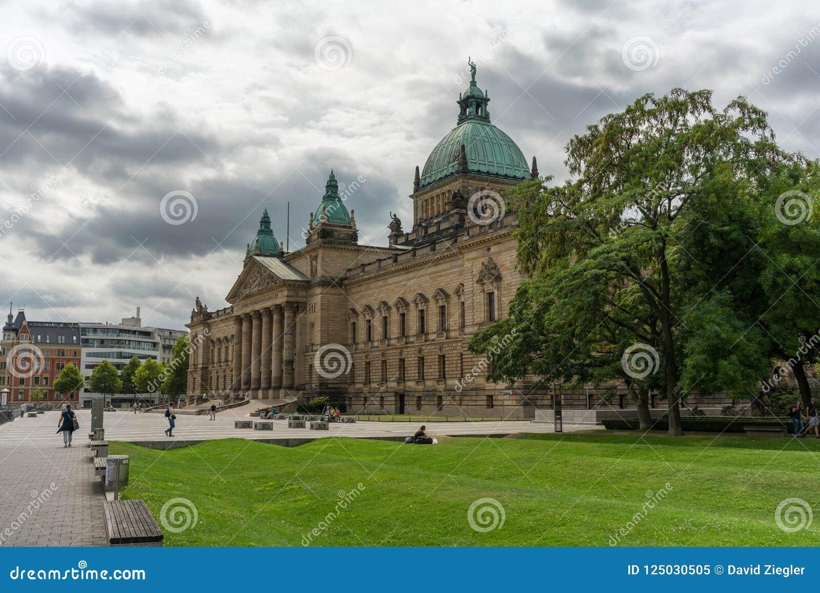 Federacyjny Administracyjny sąd w Leipzig
