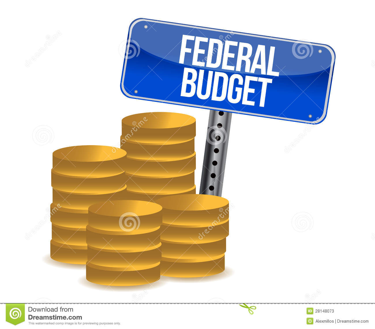 Stock options federal budget