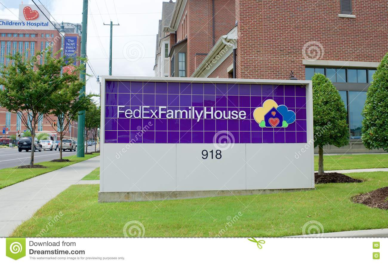 Fedex Family House Memphis Tn Editorial Image Image Of Commercial