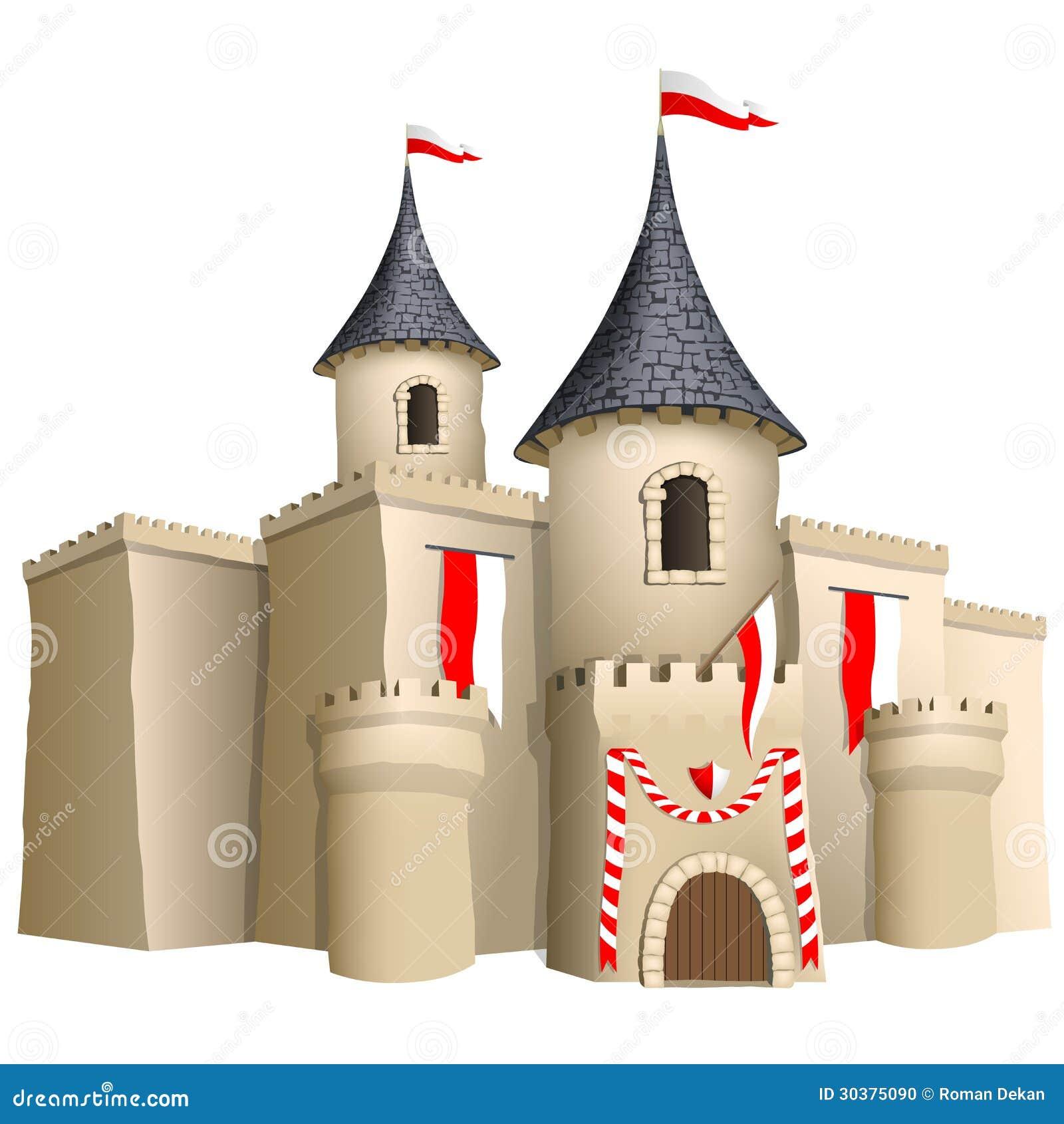 Fee-verhaal kasteel