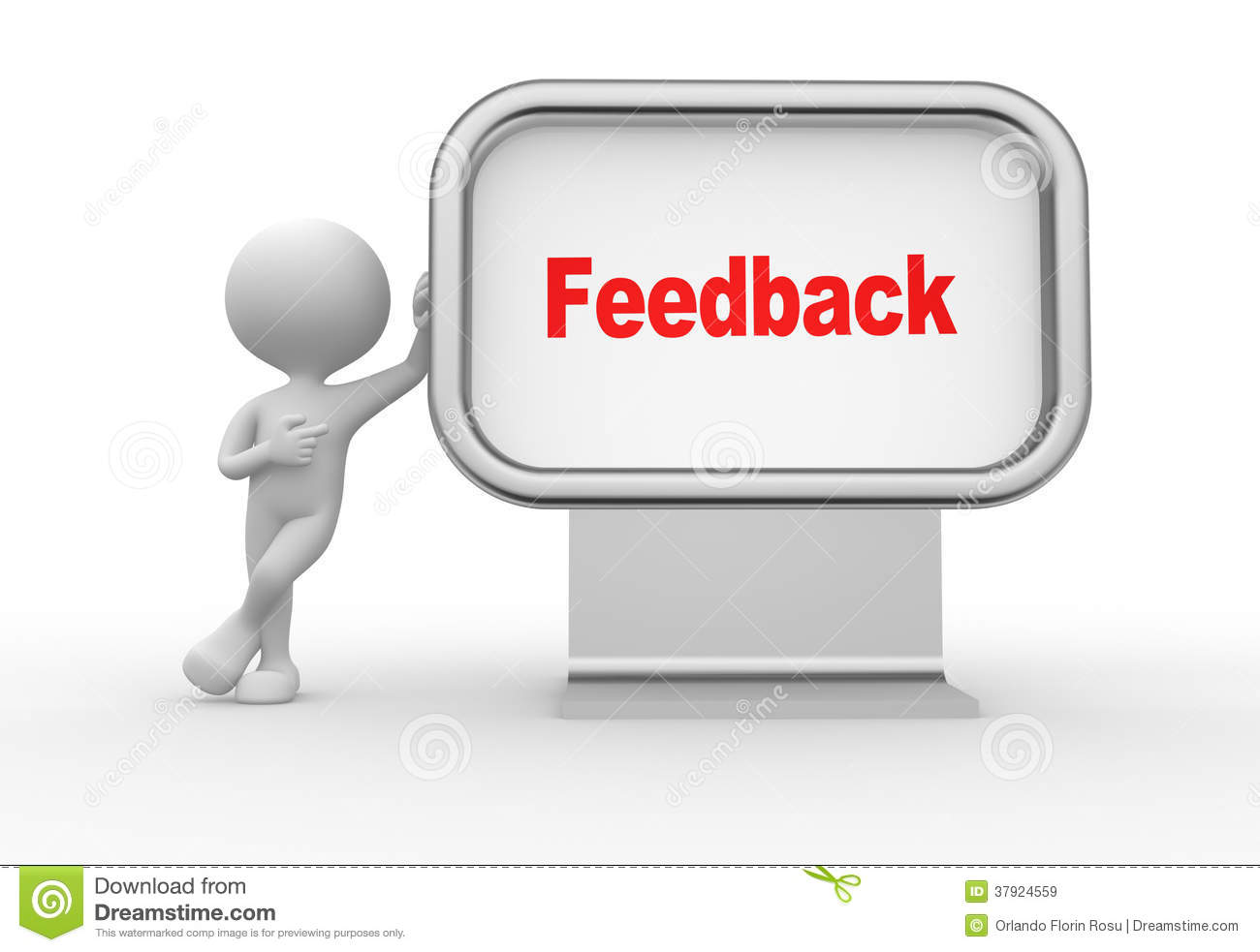 Feedback stock illustration. Image of idea, feedback ...