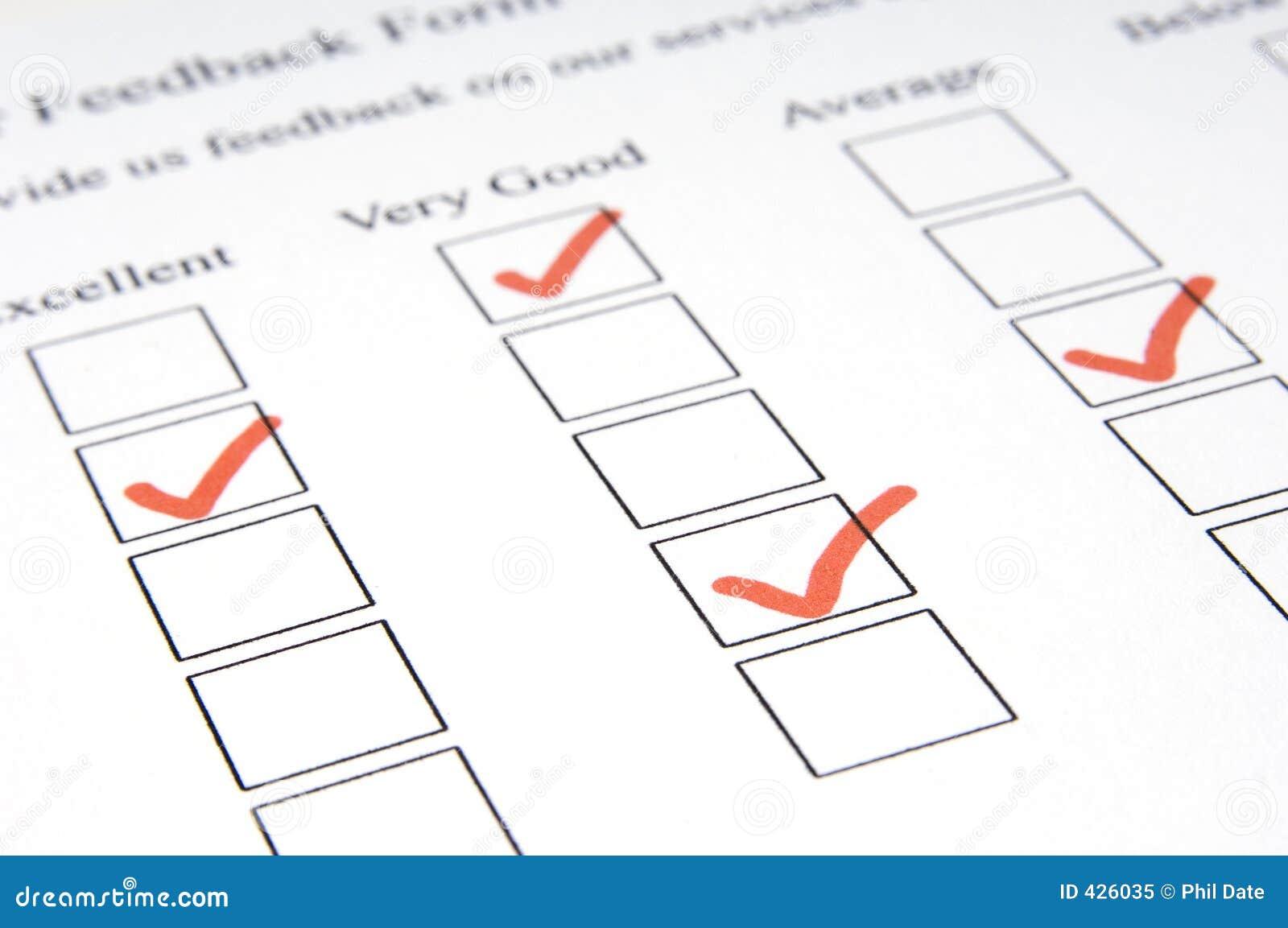 free feedback form – Free Feedback Form