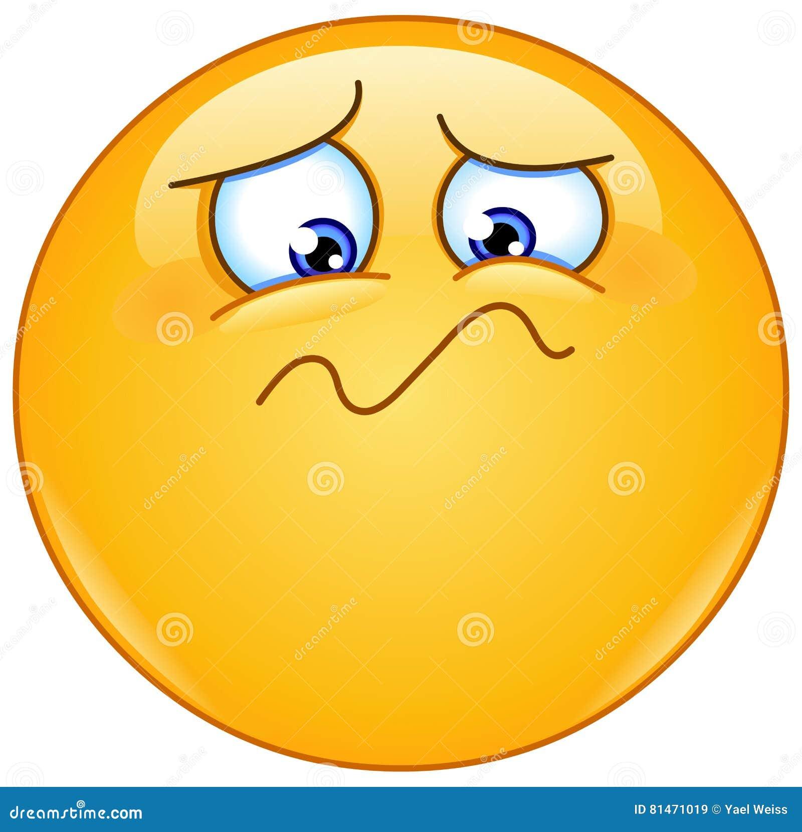 Image Gallery Shivering Emoticon