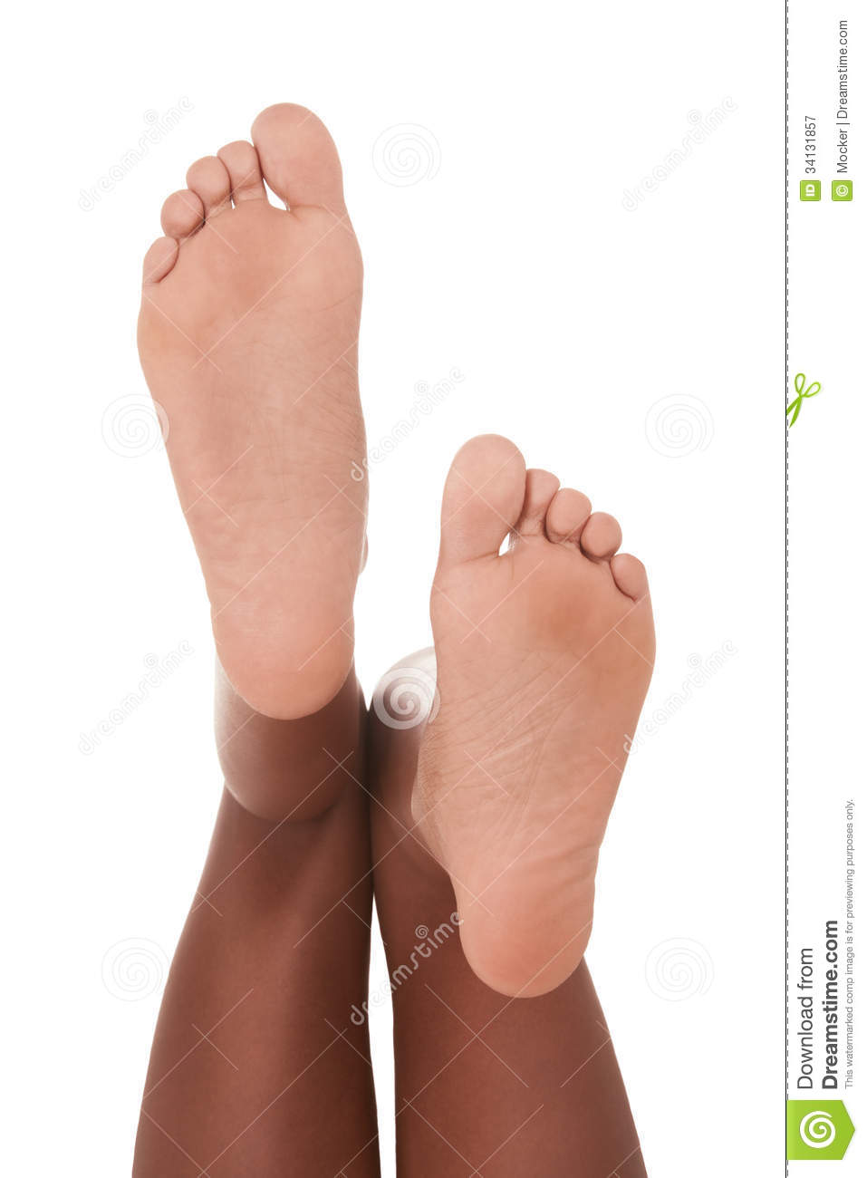 Black men with sexy feet
