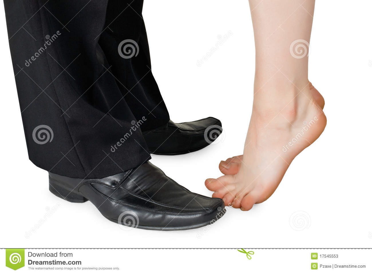 Feet Kissing A Man And Naked Woman Stock Image - Image Of Girlfriend, Legs 17545553-9531