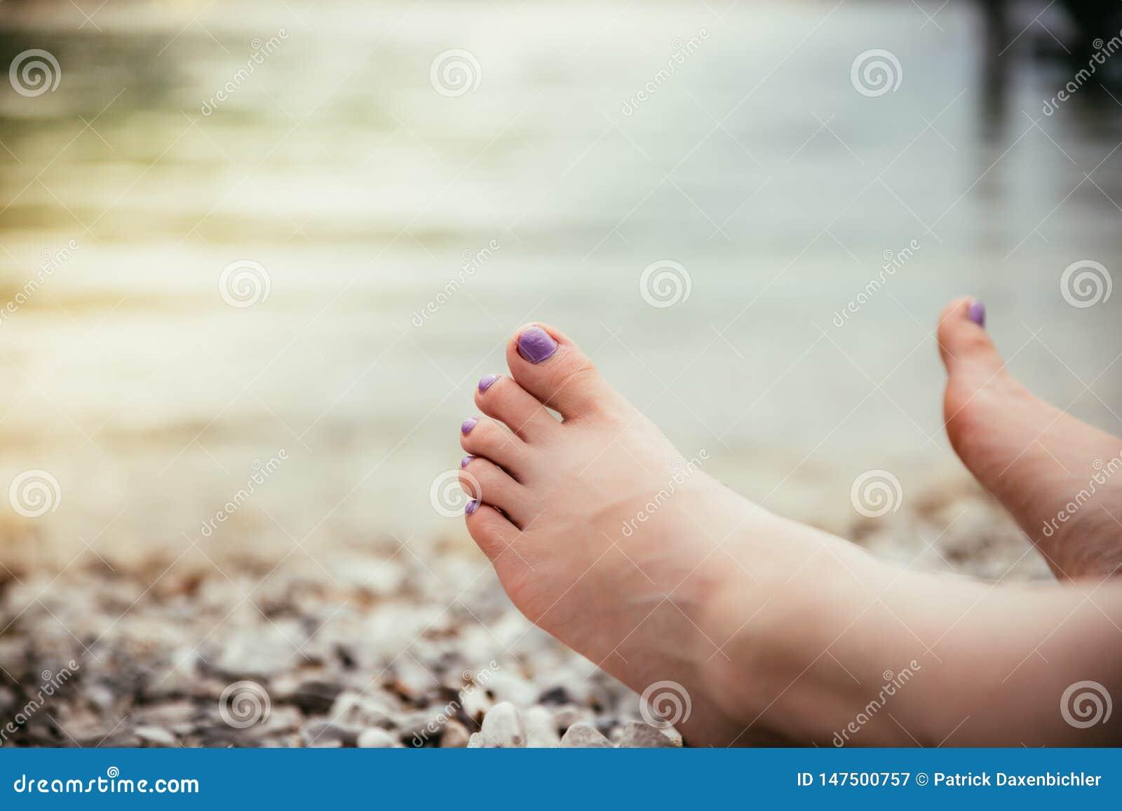 Womens sexey feet