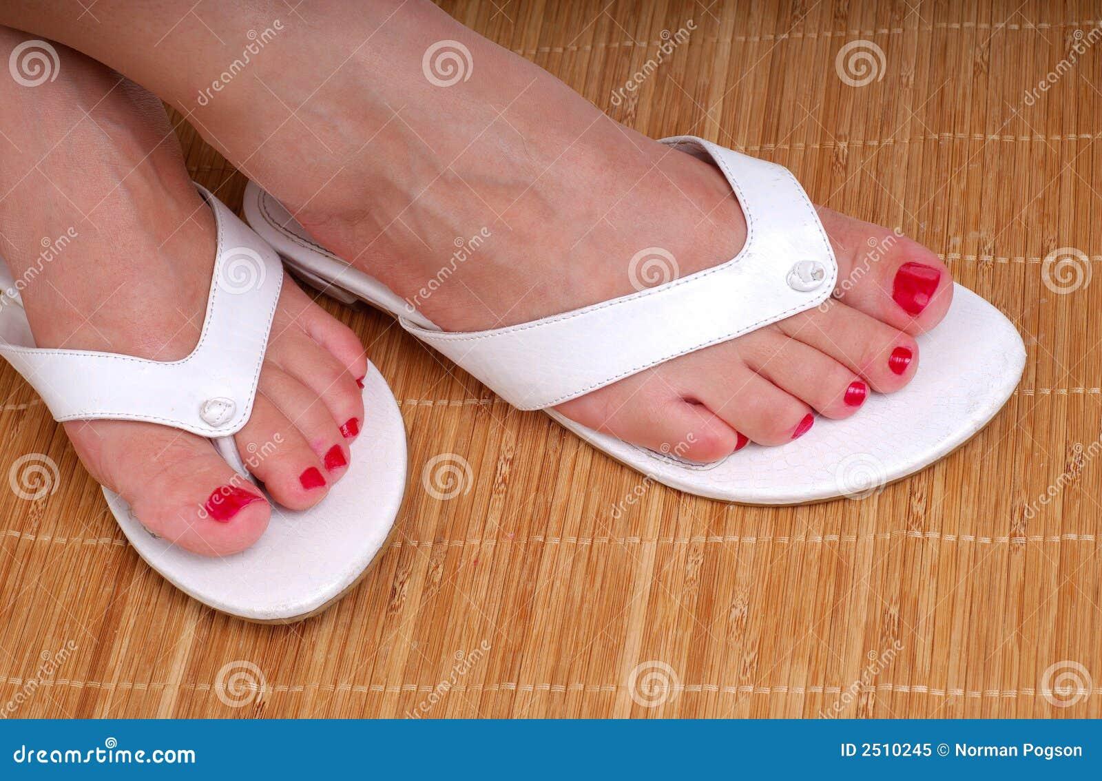 Feet At The Spa