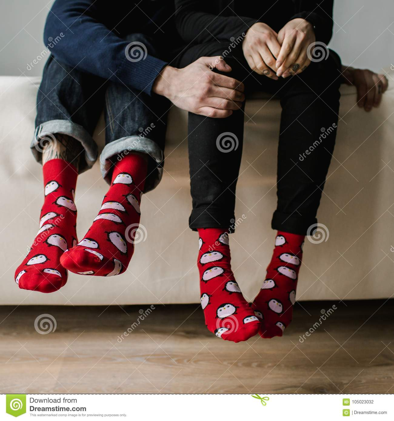 He bought her warm socks, and in the morning he brought her a cup of tea