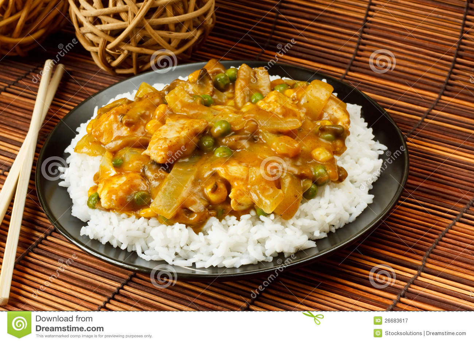 Feg curry