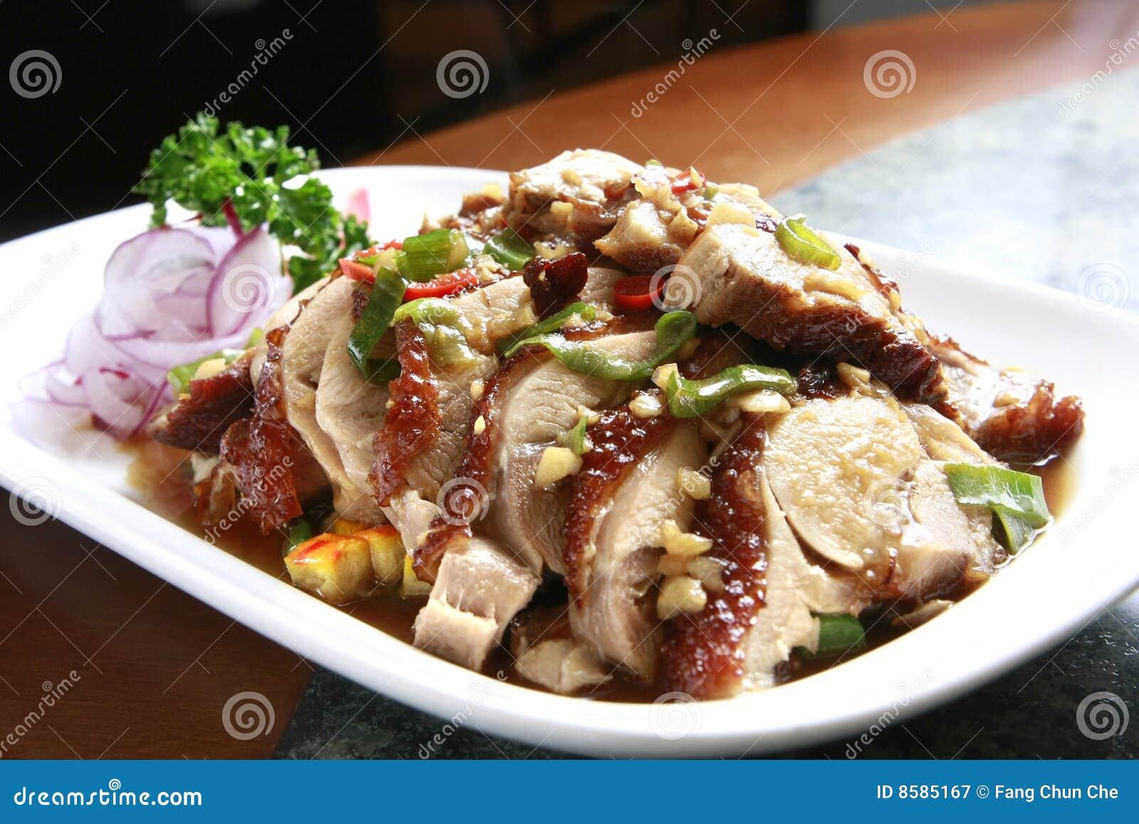 Feg kinesisk mat