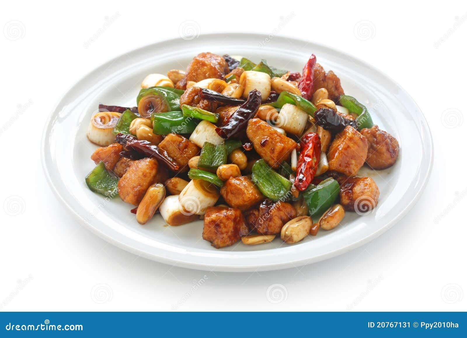 Feg kinesisk matkungpao