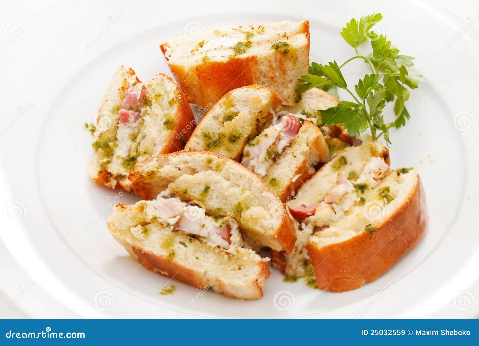 Feg smörgås