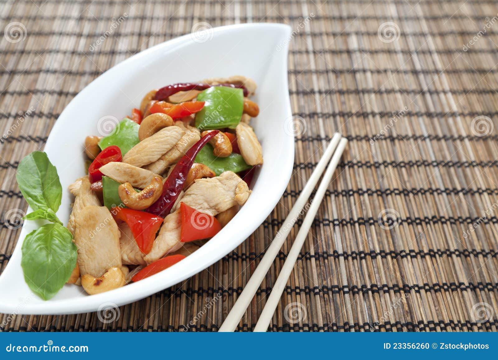 Fega muttrar för cashew