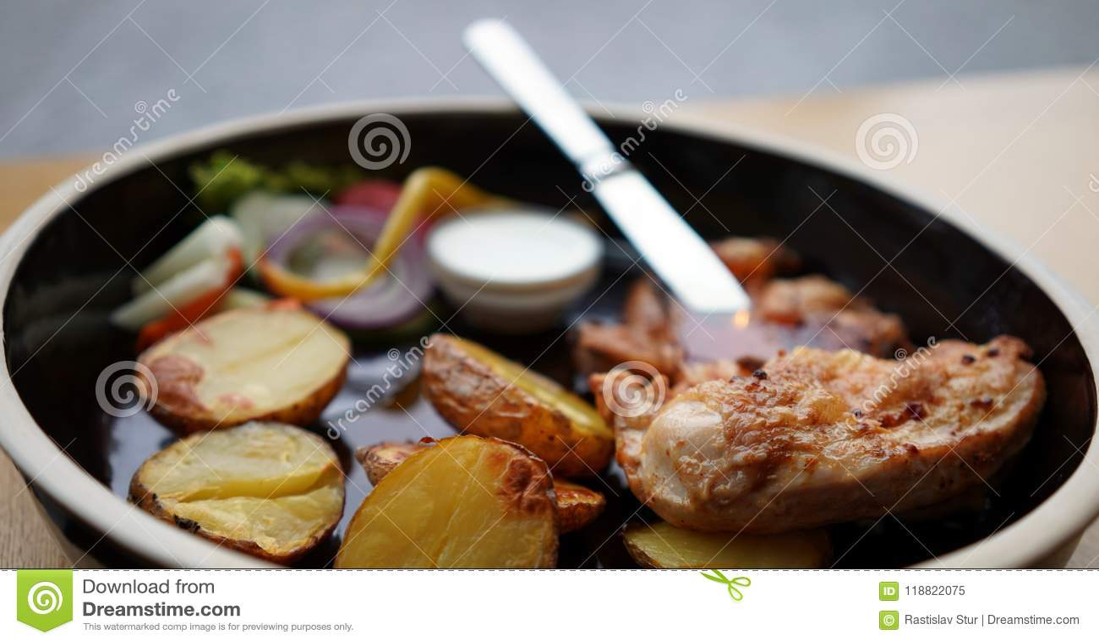 Fega potatisar
