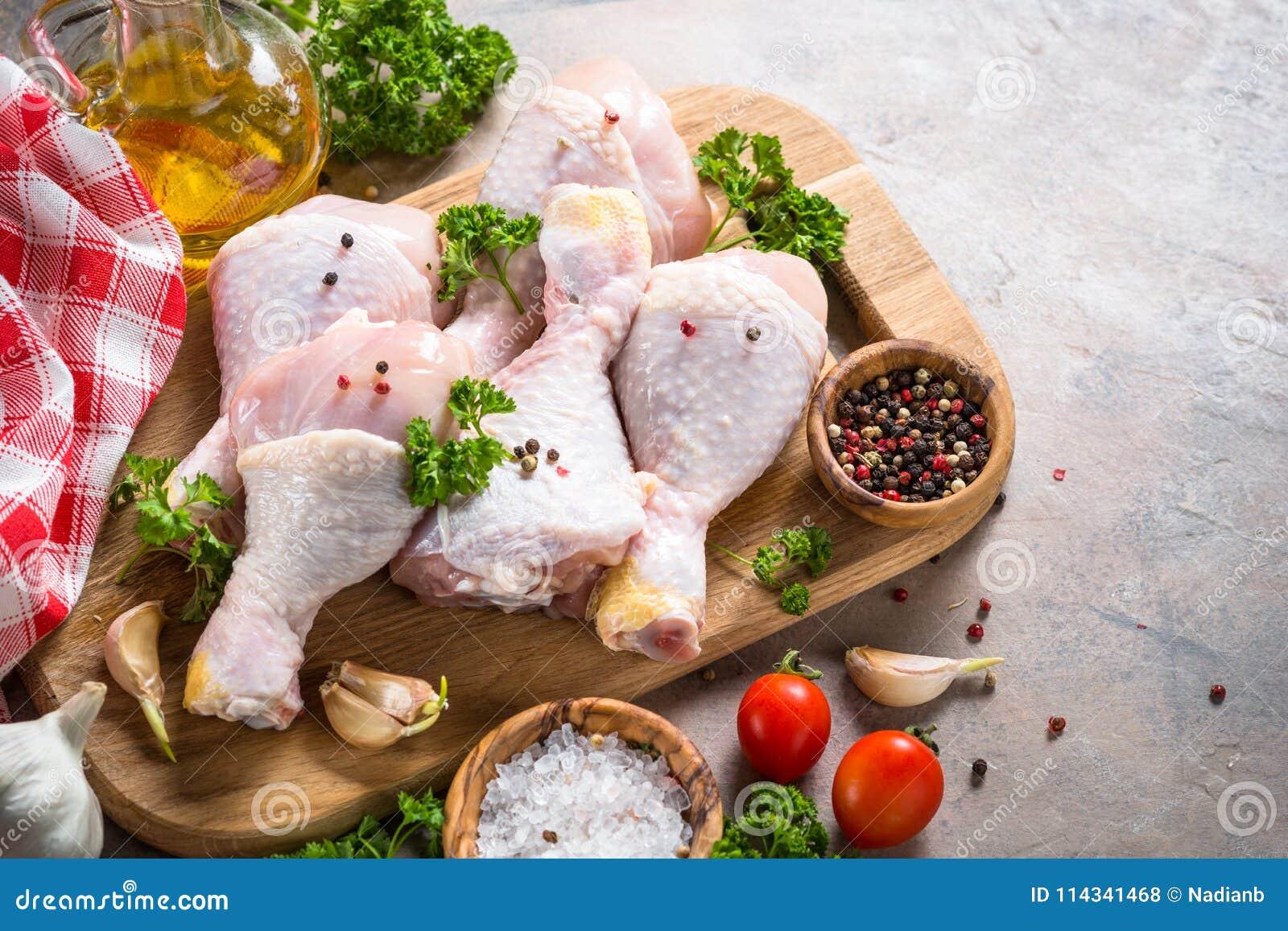 Fega trumpinnar och matlagningingredienser
