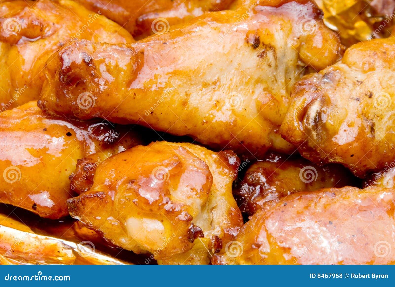 Fega vingar för BBQ