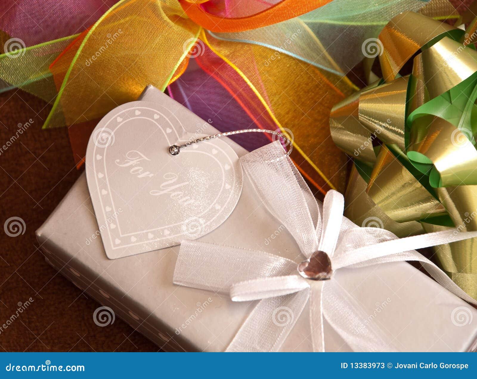 Feier-Geschenk