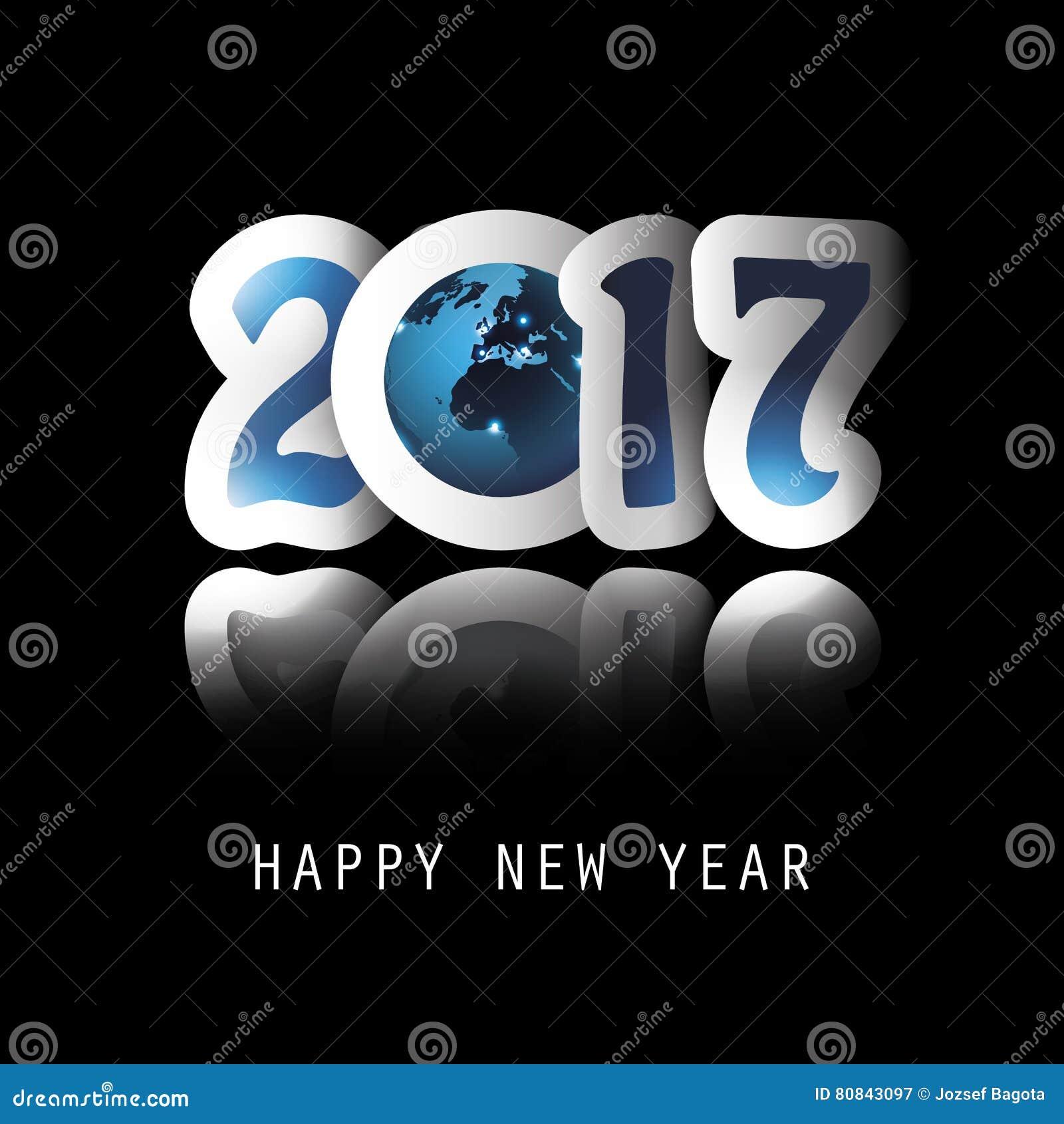 Feiern Sie Neues Jahr Alles Auf Der Ganzen Welt - Gruß-Karten-oder ...