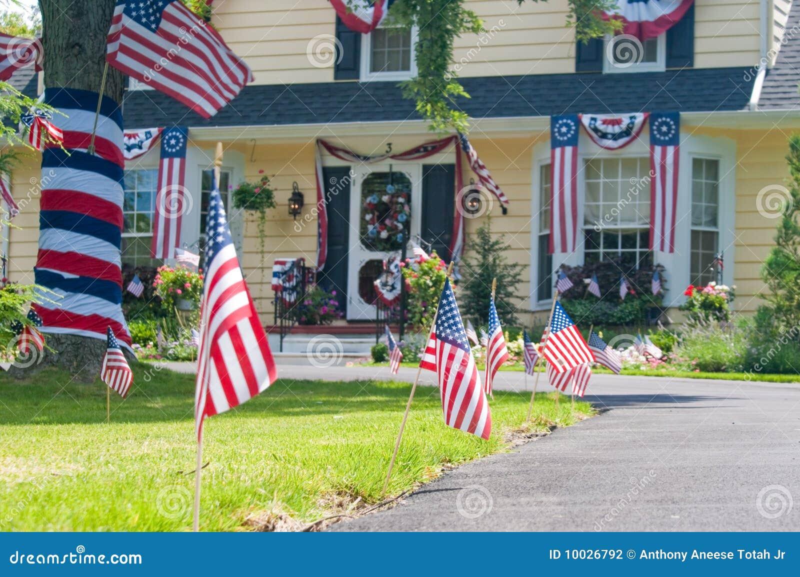 Feiern Sie Unabhängigkeitstag