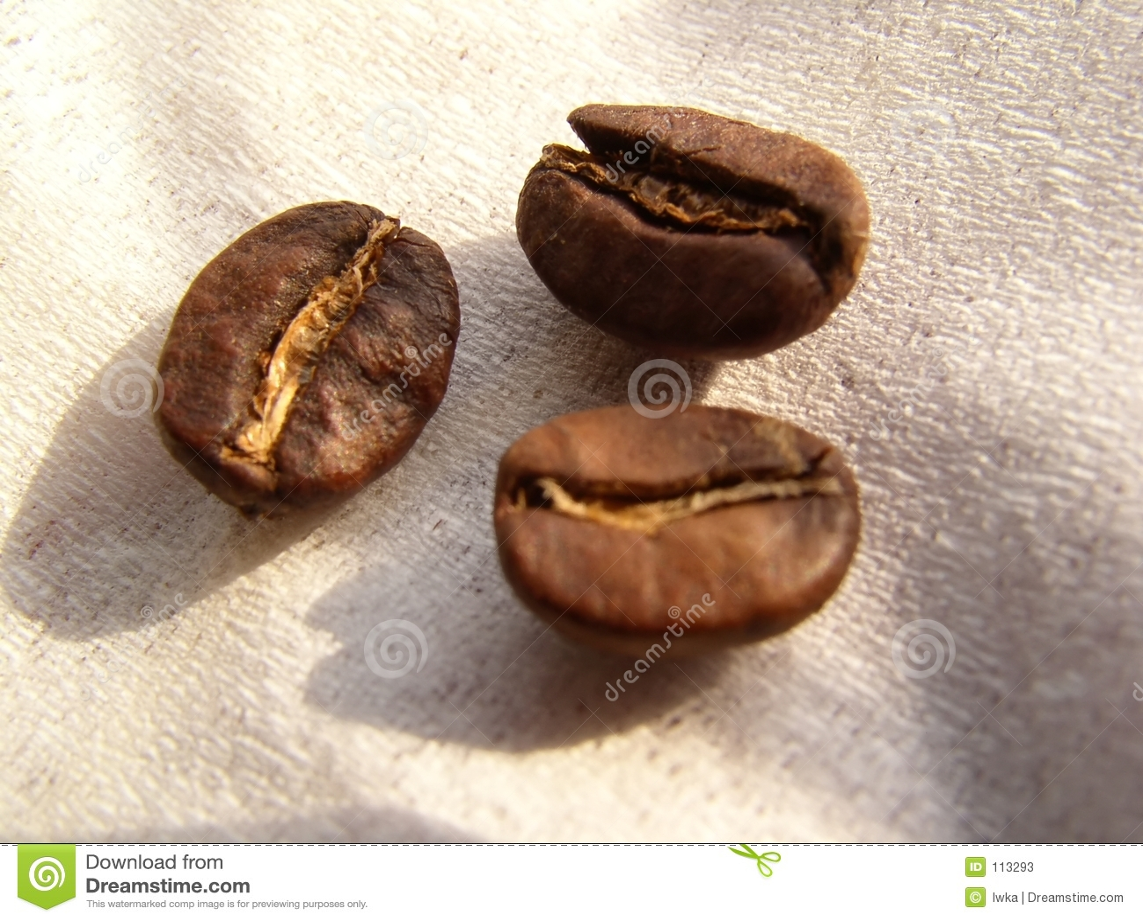 Feijões de Coffe