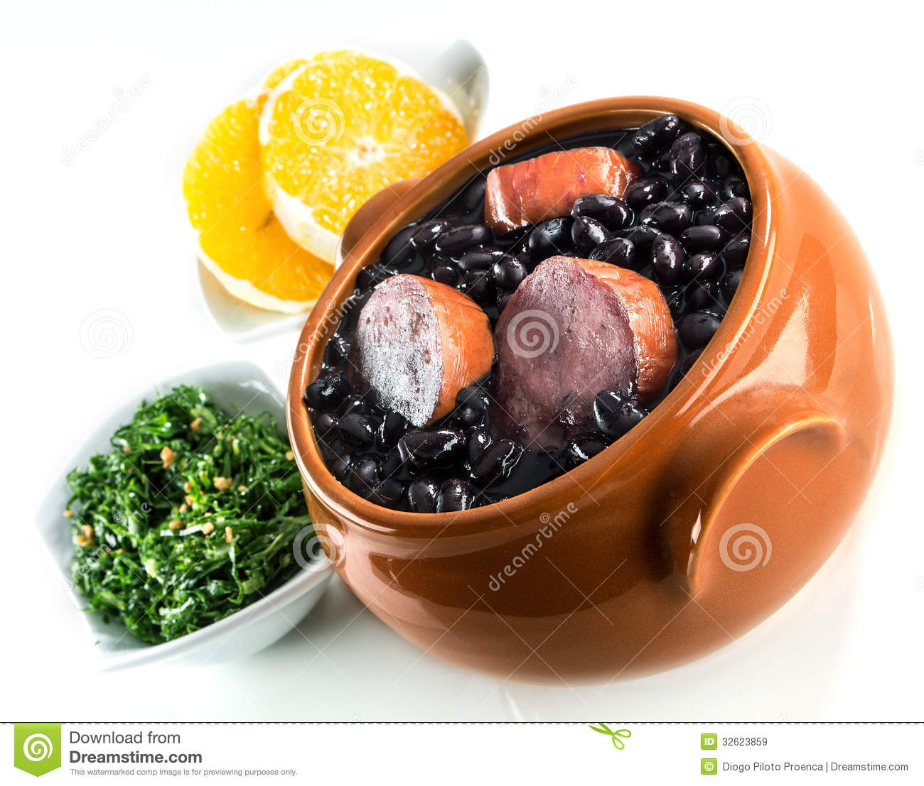 Feijoada brazilian traditional meal stock image image for Authentic brazilian cuisine