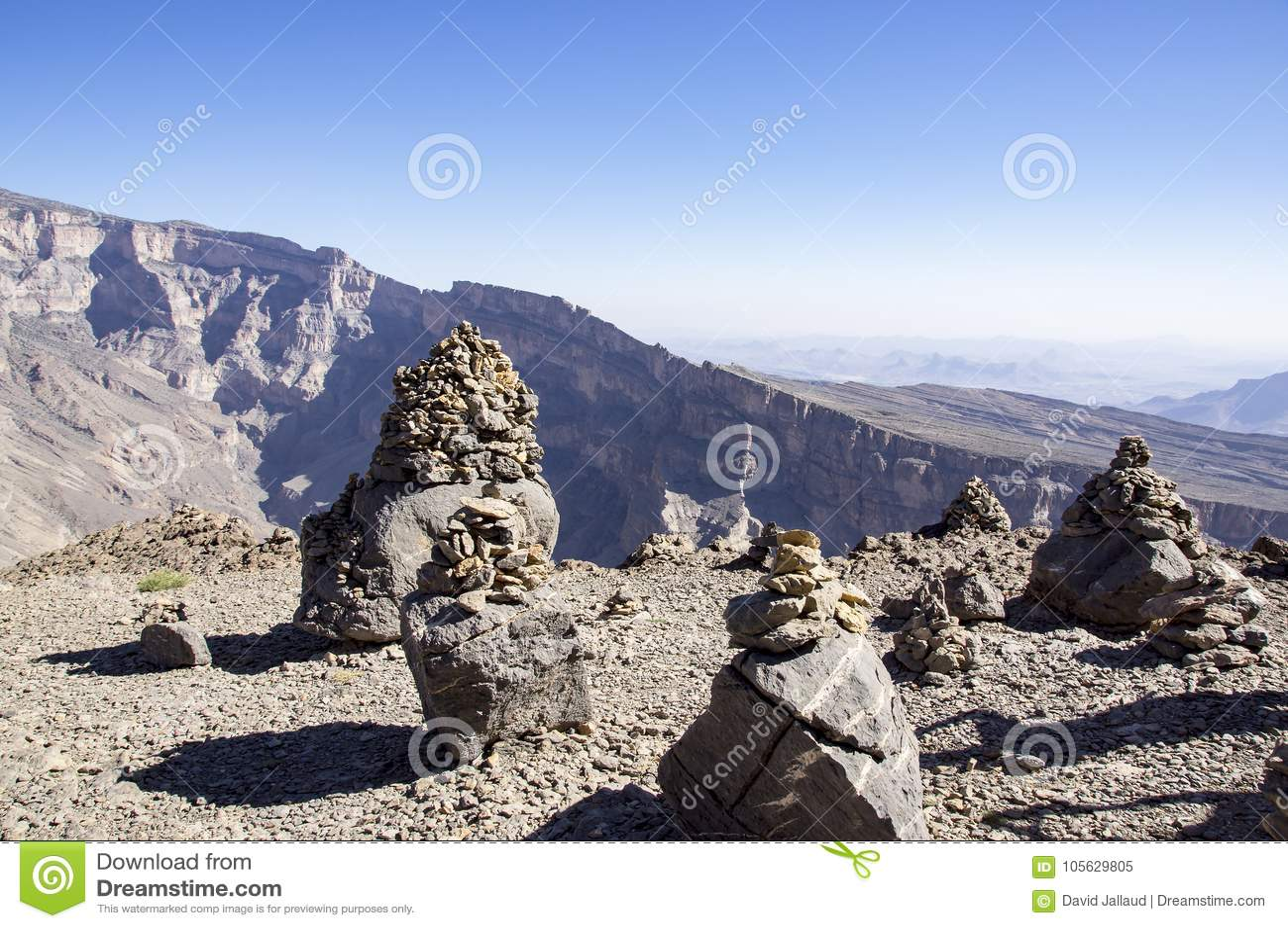 Feintes de Jebel - Sultanat d Oman