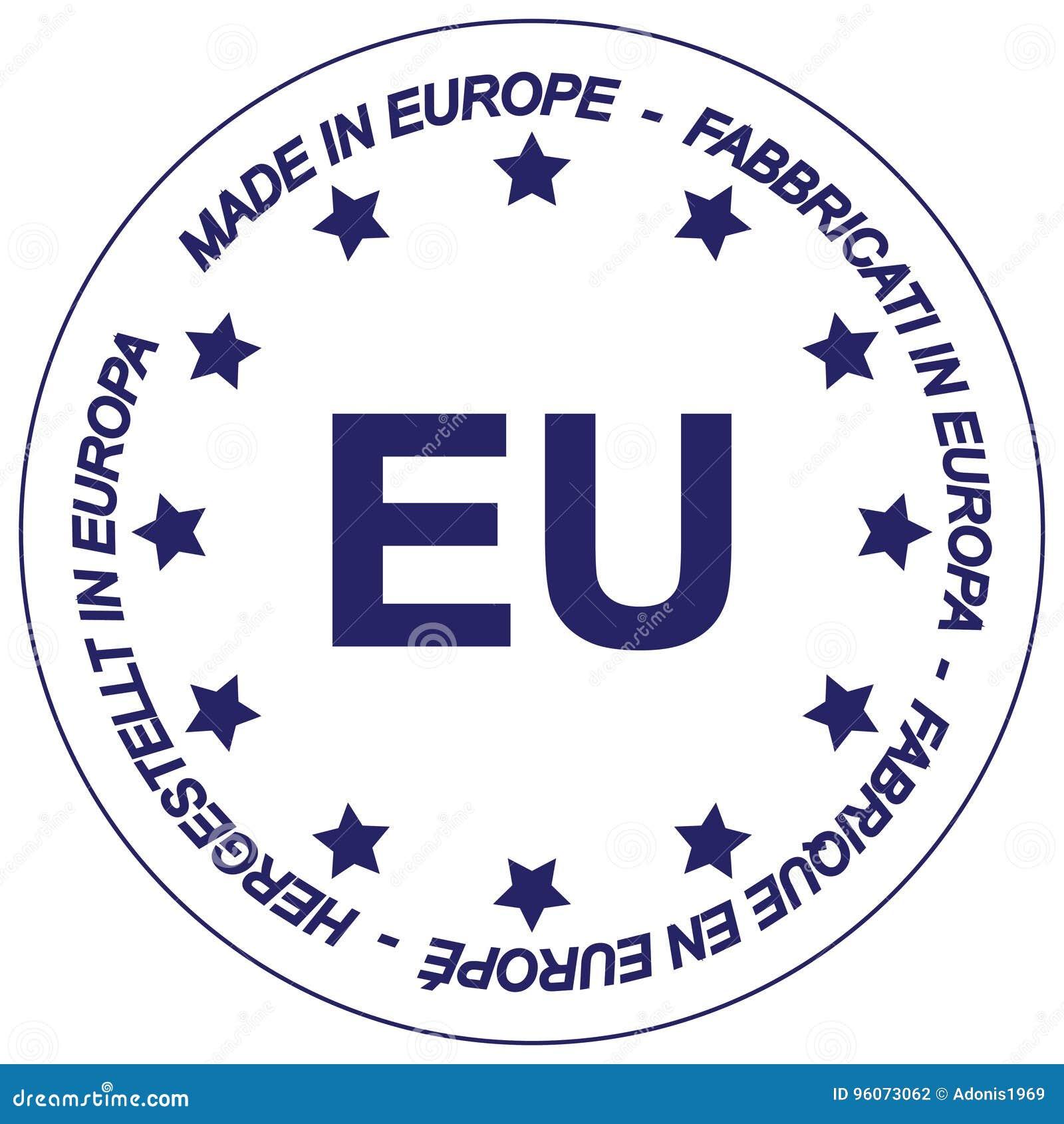 Feito em Europa