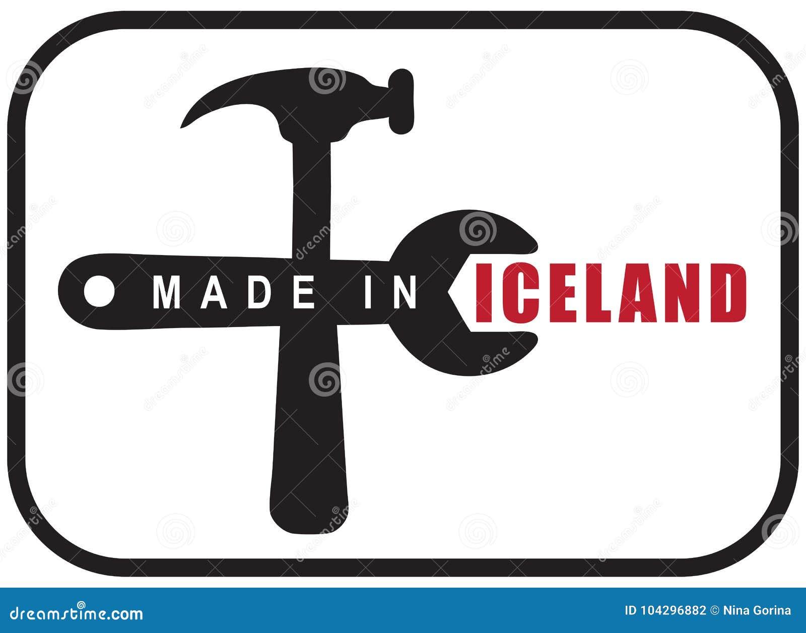Feito em Islândia