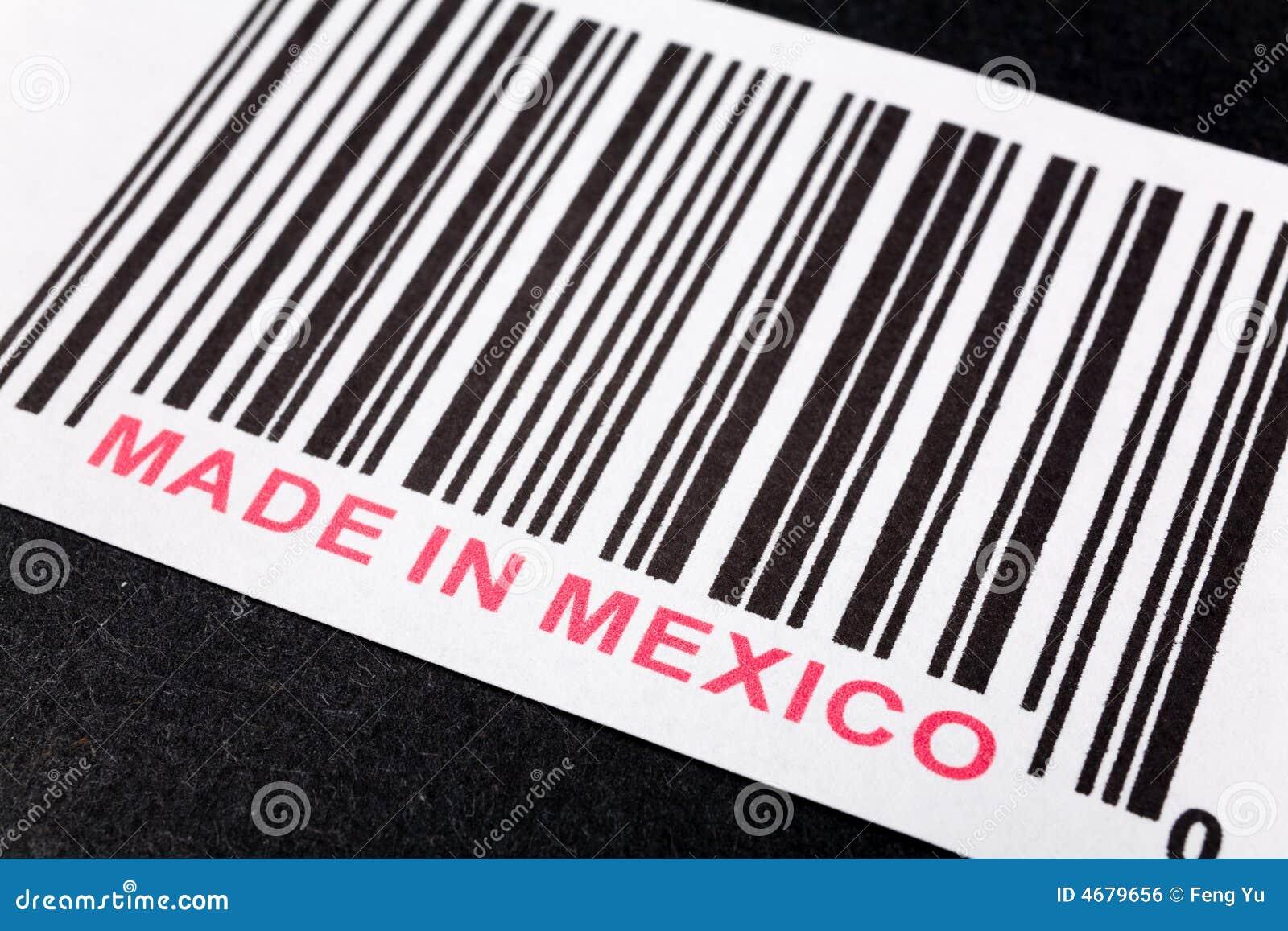 Feito em México