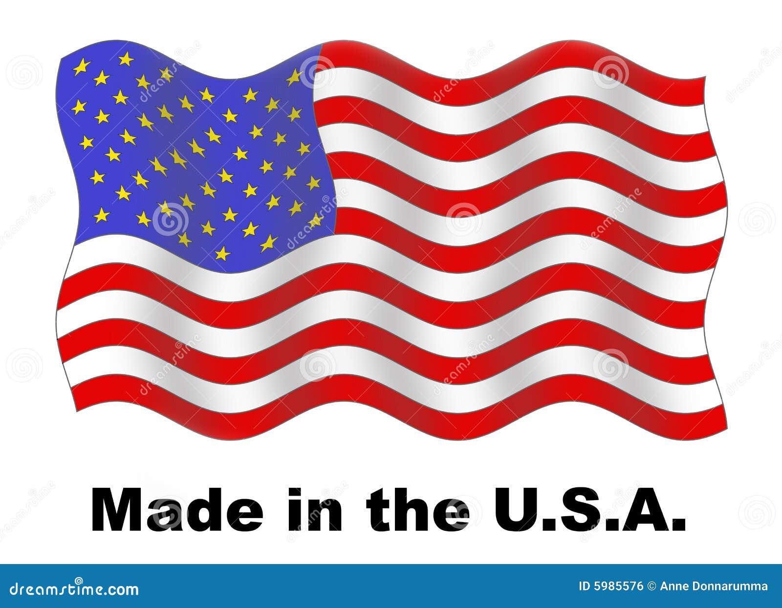 Feito nos EUA