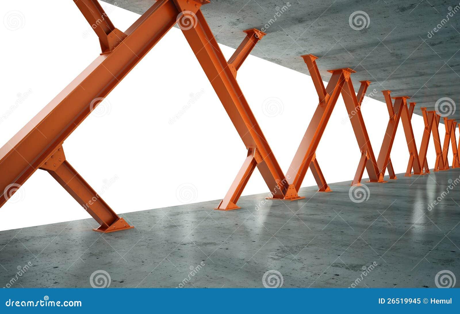 Feixes e estrutura concreta