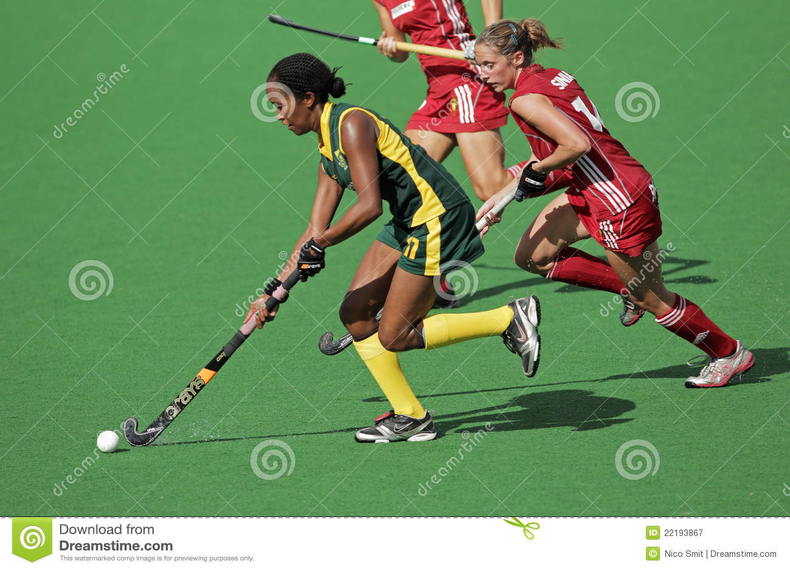 Feldhockey der Frauen