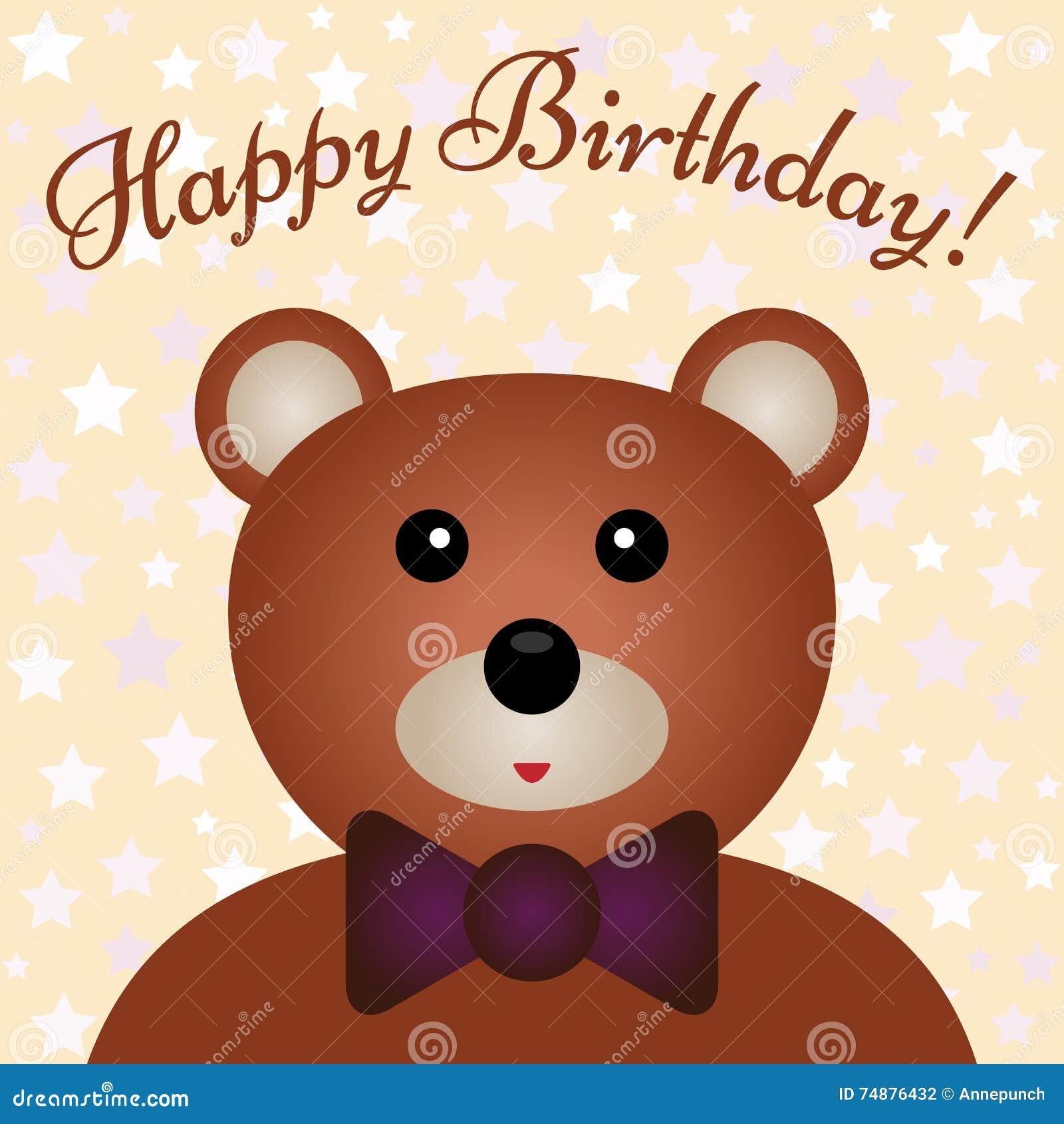 Felicitações à criança do aniversário