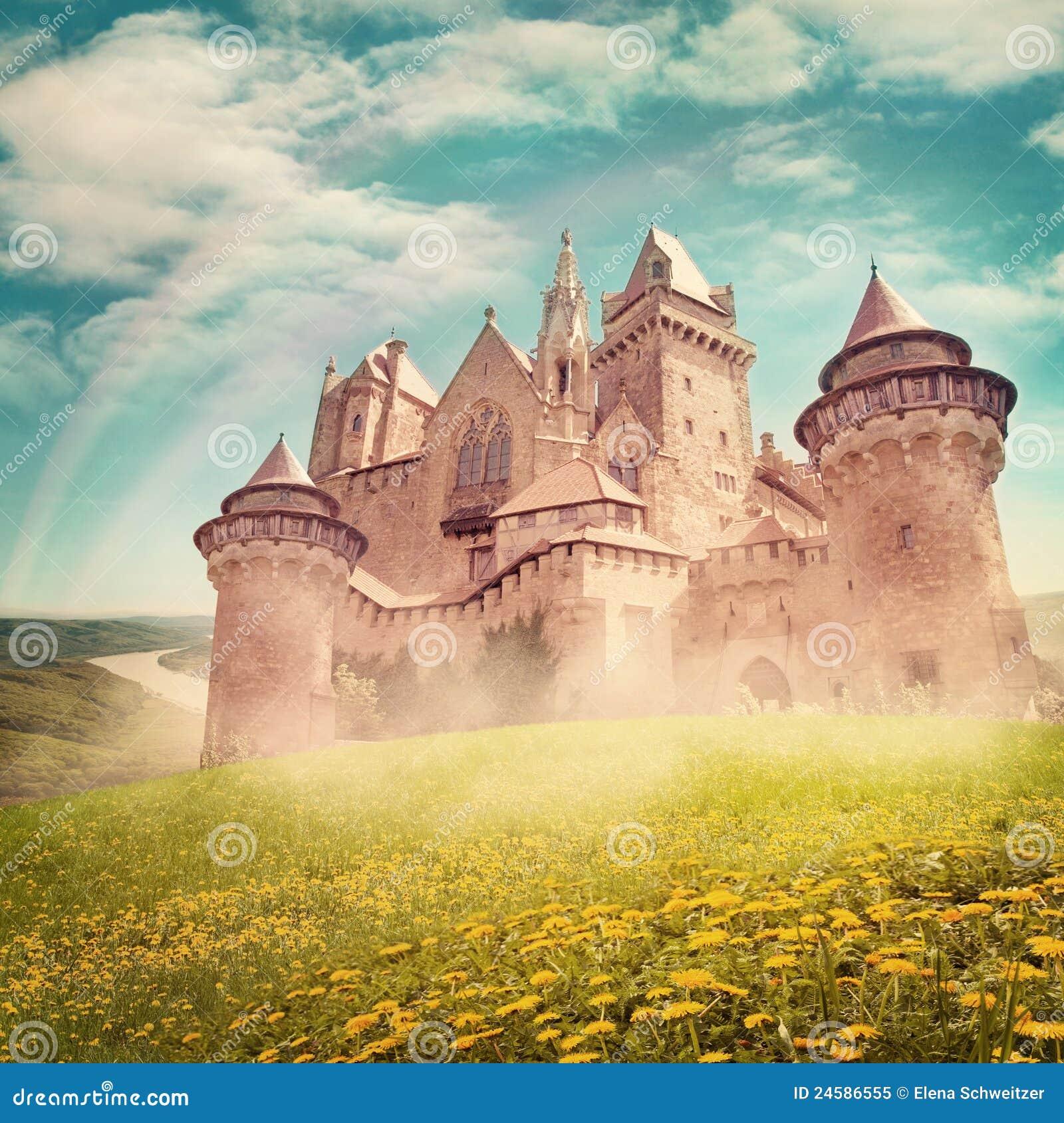 Felik princesssaga för slott