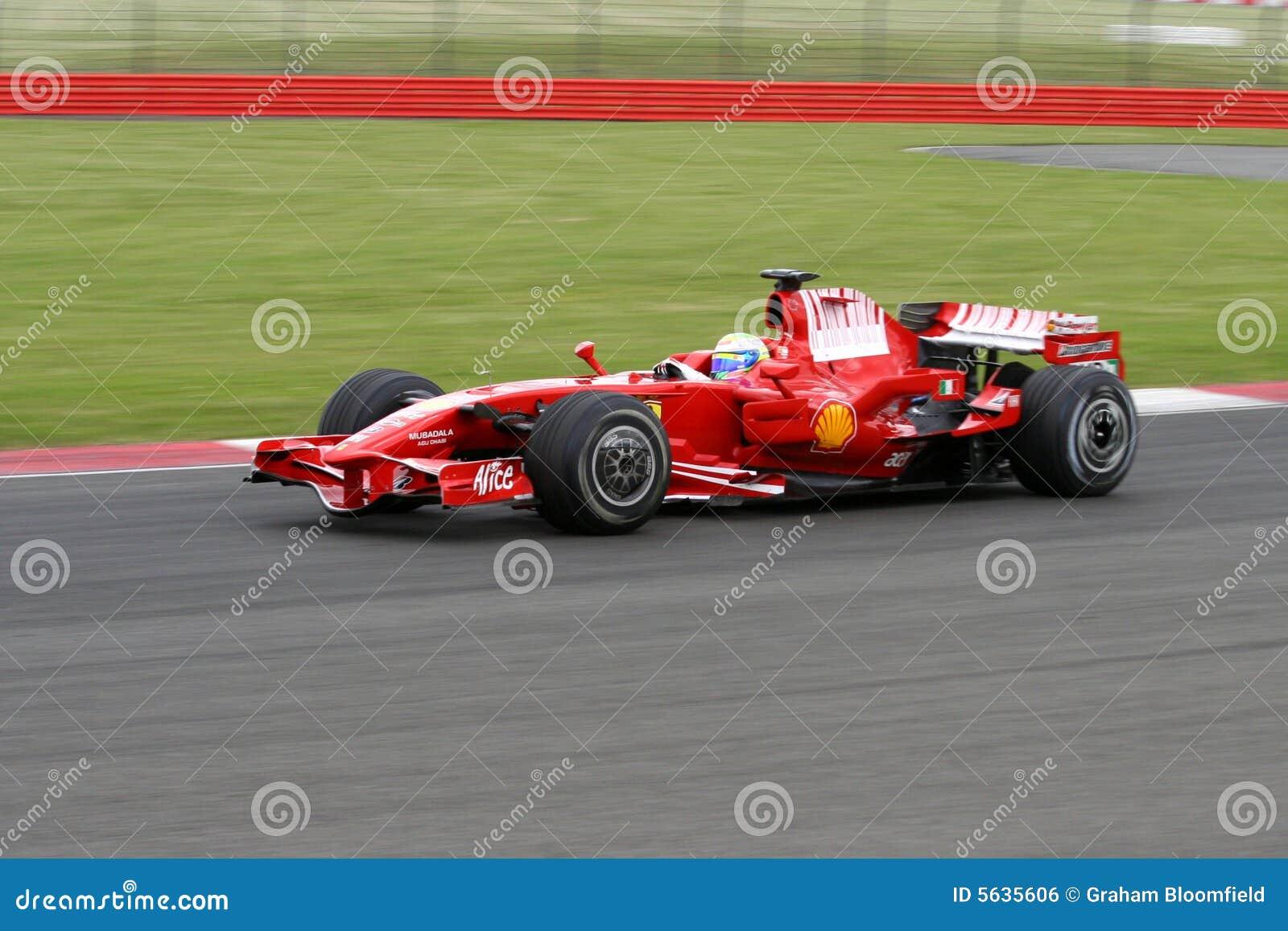 Felipe Ferrari pana Silverstone