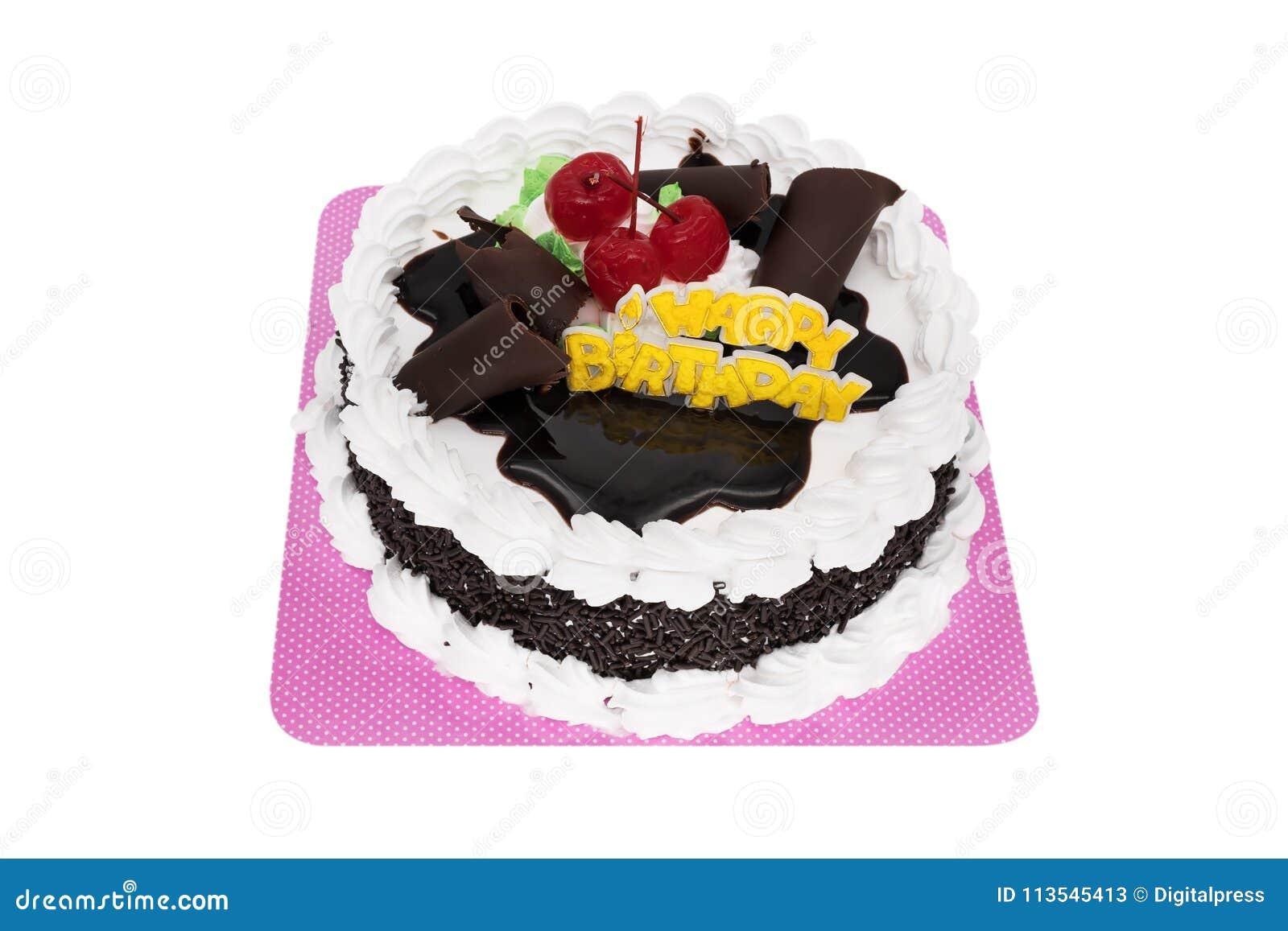 Feliz aniversario do Torte