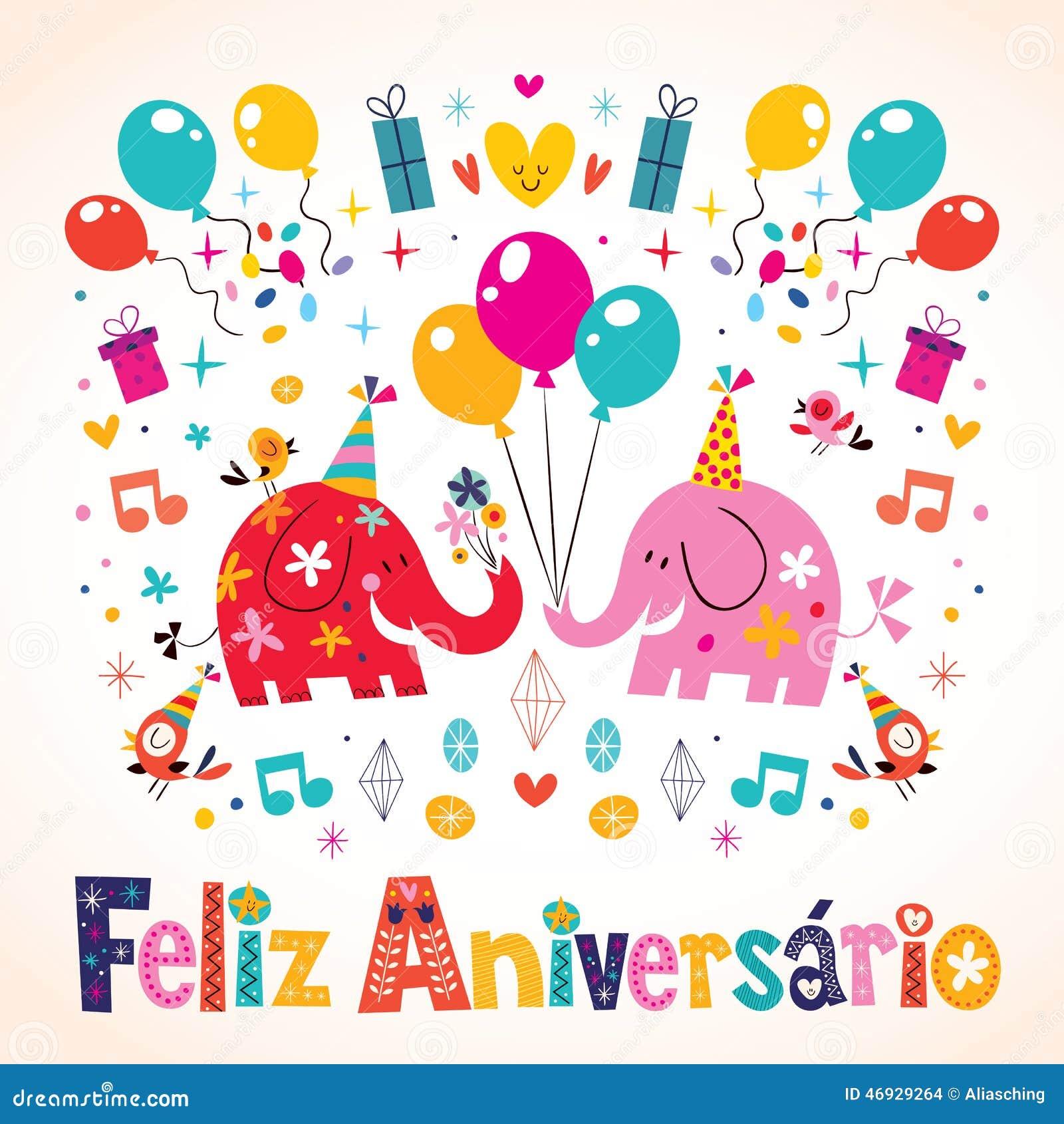 feliz aniversario portuguese happy birthday card stock credit card clip art png credit card clip art png