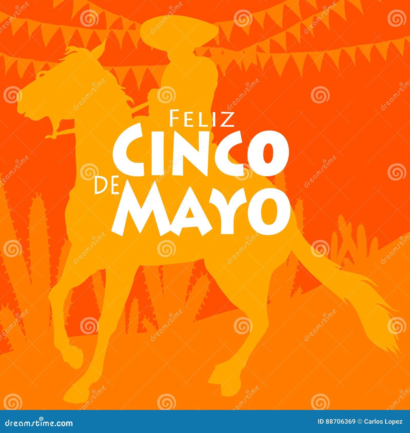 Feliz cinco de mayo.
